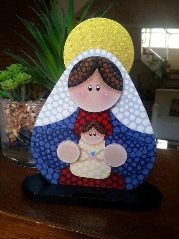 Virgen de Coromoto ❀☺❤☺❀