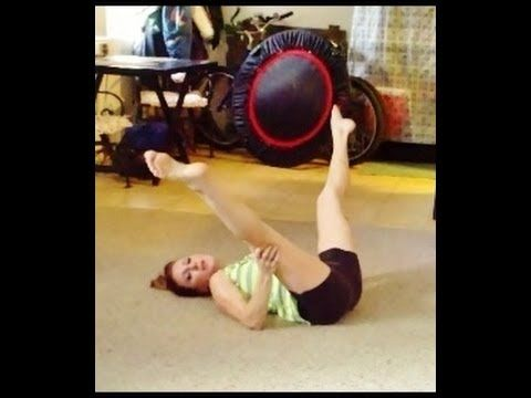 beginner middle split stretches with coach meggin