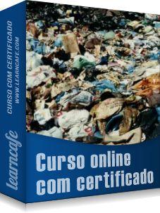 Novo curso online grátis! Lixo: Uma Alternativa Sustentável - http://www.learncafe.com/blog/?p=222