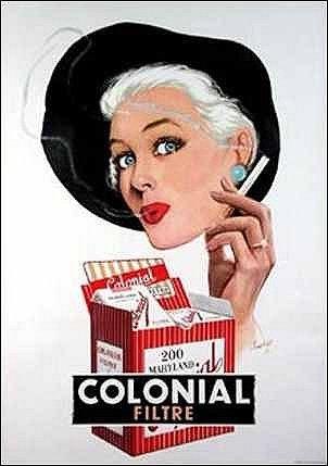 108 best poster cigarette images on Pinterest | Vintage ads ...