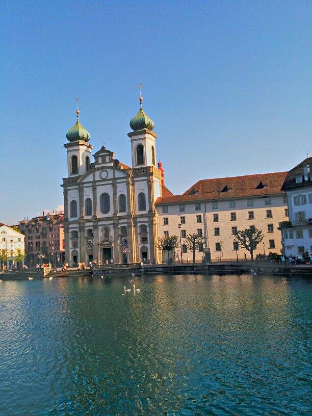beautiful Luzern