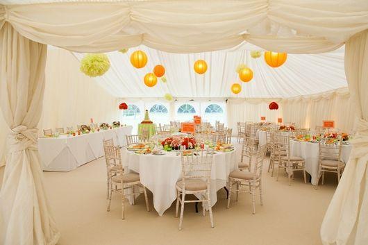 PLanning a Marquee Wedding - Marquee Wedding Checklist