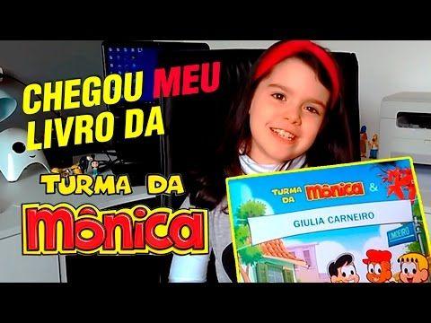 Eu tô dentro da história da Turma da Monica - YouTube