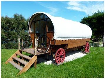 Colonial Wagon description