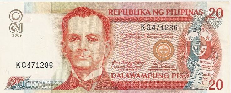 Banknotes of the Philippines Peso: