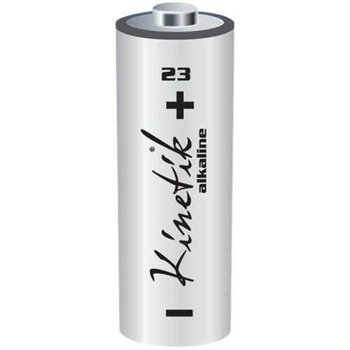 Kinetik® - A23 Batteries (2-Pack), Silver