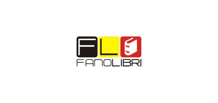 Aggiornamento logo per FANOLIBRI (2012)  #libri #loghi