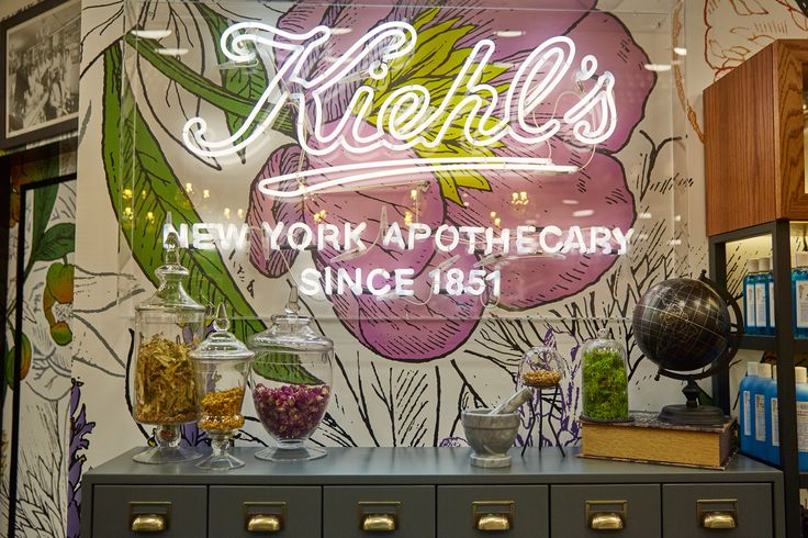 Kiehl's no El Corte Inglés