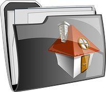 파일, 폴더, 회색, Iconset, 아이콘, 홈, 문서, 블랙, 광택