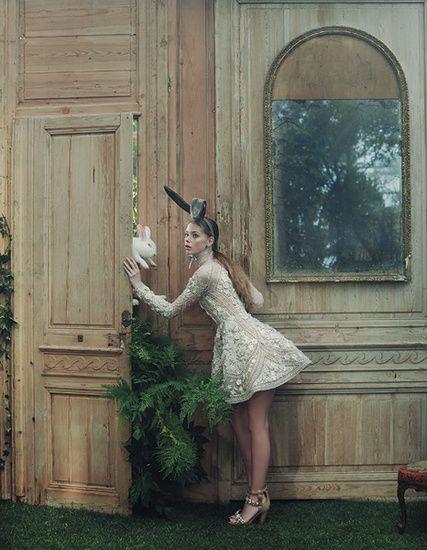 Lauren De Graaf's Adventures in Wonderland for...