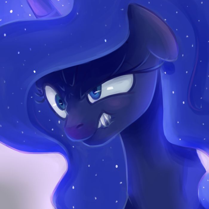 Angry Luna sketch by Diverse-Zoo.deviantart.com on @deviantART - ANGRY REN HOEK EXPRESSION