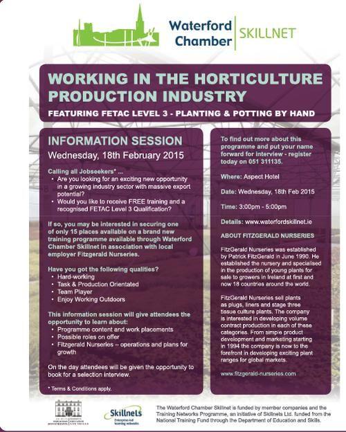#jobfairy #horticulture