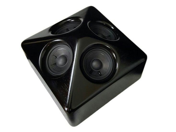 Funk Audio 3.4D surround and overhead speaker