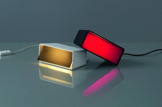 Karboxx - Karboxx Boxx Table Lamp   Table & Desk Lamps   Darklight Design   Lighting Design & Supply