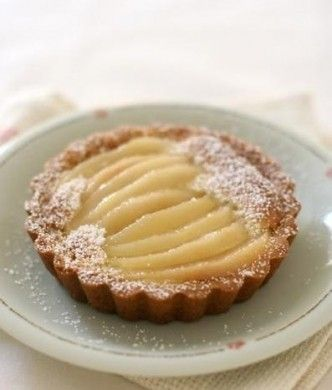 Ricette dolci: crostata di pere light