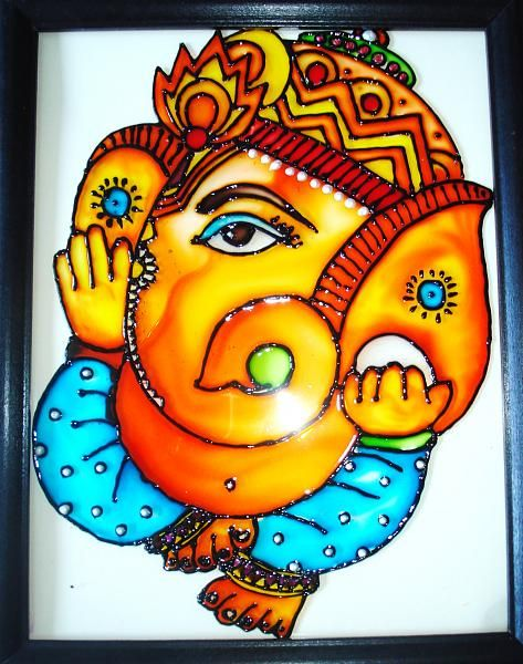 Easy madhubani paintings to draw google search for Pictures to draw on canvas