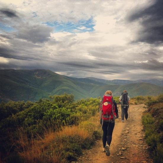 Pilgerreise auf dem Jakobsweg