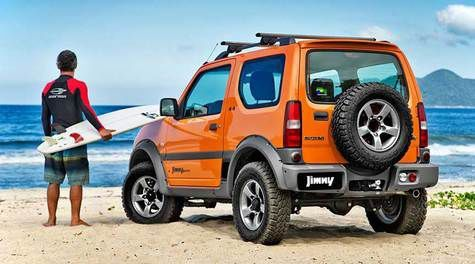 2017 suzuki jimny rumors and specs. Black Bedroom Furniture Sets. Home Design Ideas
