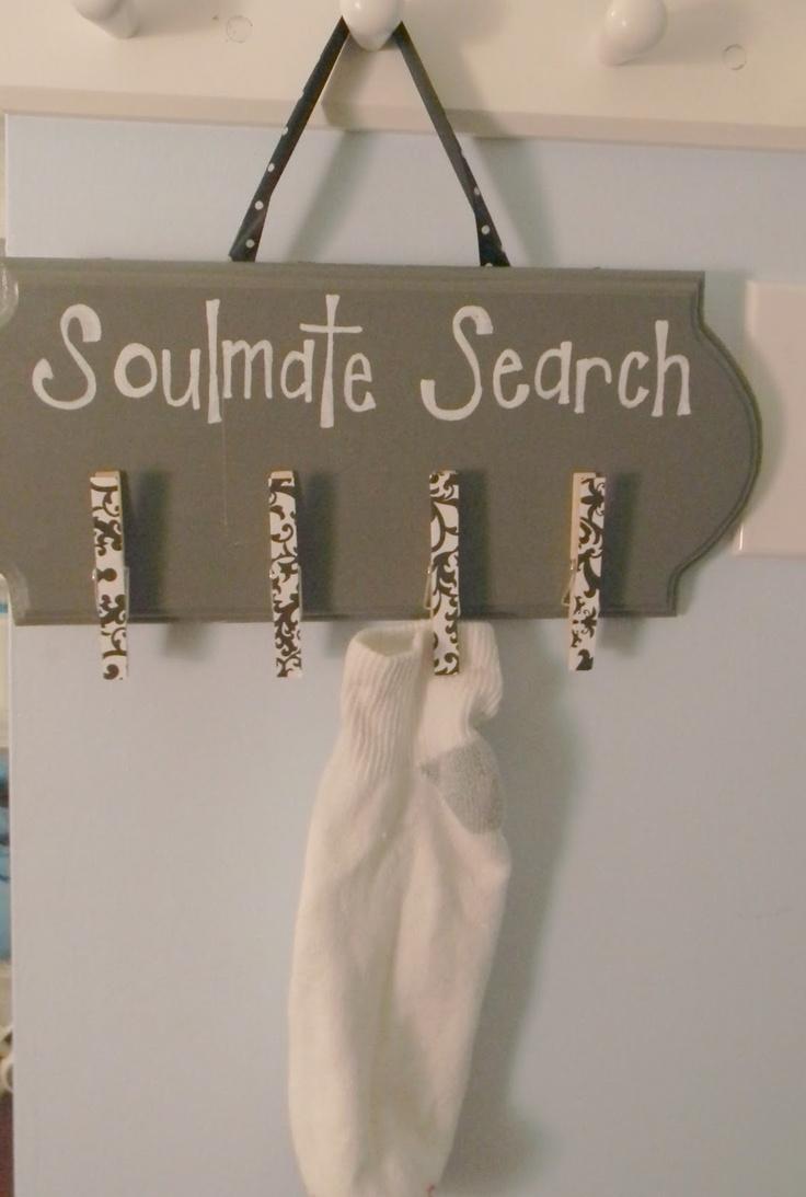 Blissful Bucket List: Missing Sock Board