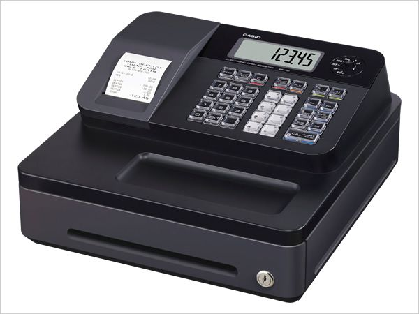 Get CASIO SE-G1S ECR Black Cash Register at 30% Discount on actual price. OnlyPOS undertake FREE Shipping all over Products in Australia..!