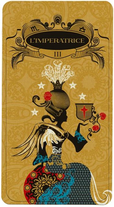 Illustrazione tarocchi