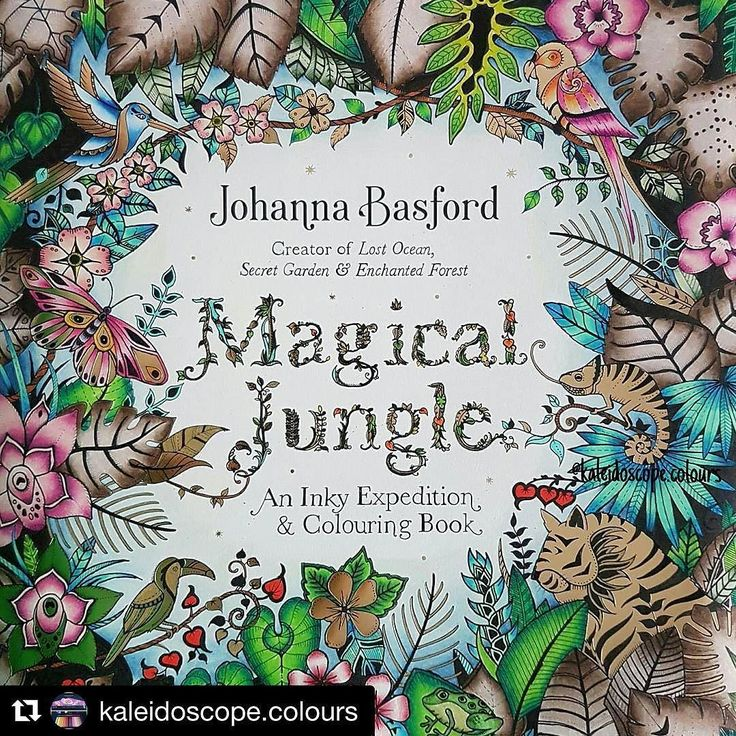 75 best Magical Jungle - title & name images on Pinterest ...