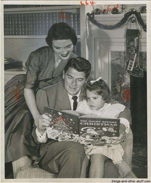 Ronald Reagan (toen nog acteur)