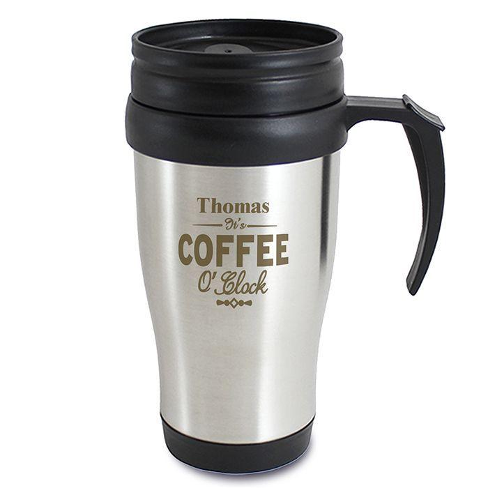 personalised coffee o clock