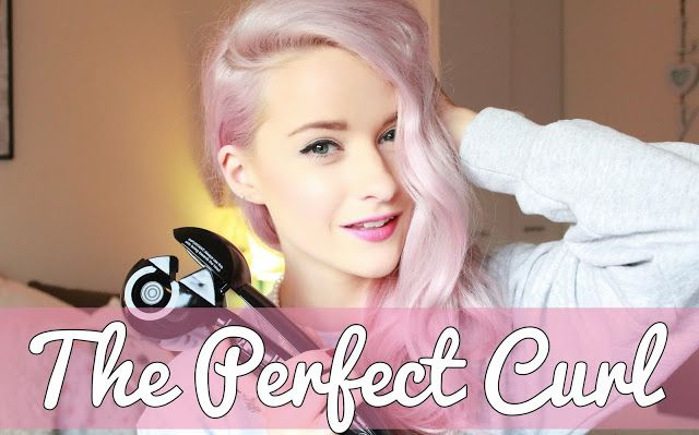 The Babyliss Perfect Curl | Inthefrow