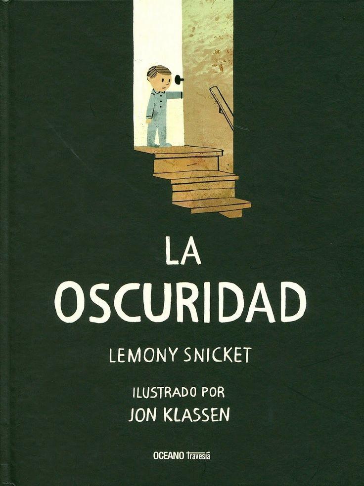 Donde Viven Los Monstruos: Literatura Infantil y Juvenil: La oscuridad en los libros para niños