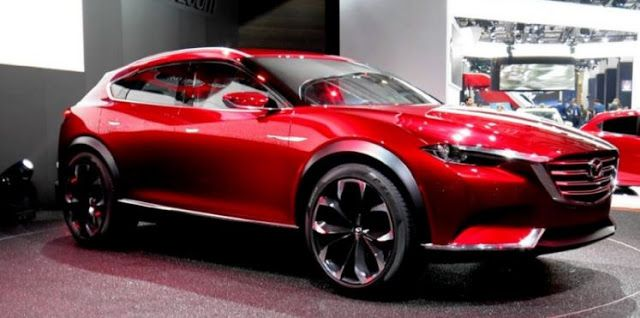 2018 Mazda CX-7 New Review, Release Date, Specs, Price