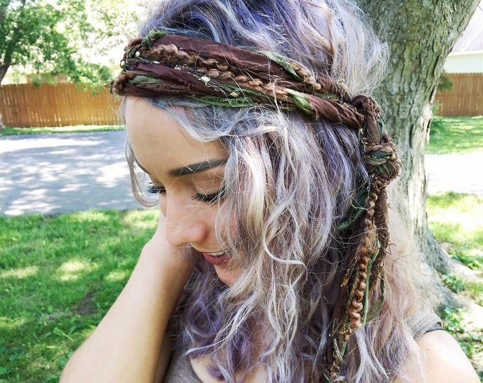 Gypsy Fall Boho Head Scarf | Adult Headscarves | Favorite New Bohemian Accessories for Fall