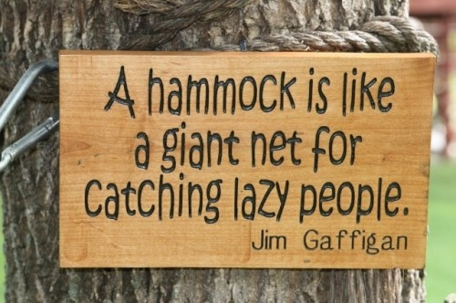 I am so making this to hang near my hammock :)