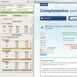 WCAG Contrast checker :: Add-ons for Firefox