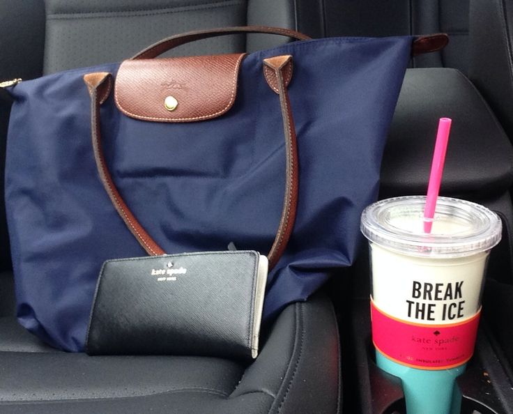 i don't know which i love more in this picture, the bag, wallet, or tumbler. omggg