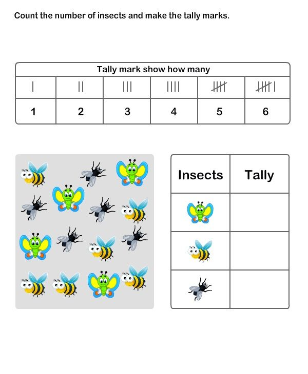 Printable Tally Chart Worksheets In 2021 Tally Chart Kindergarten Math Worksheets Free Math Worksheets Free printable tally chart worksheets