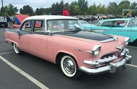 1955 Dodge Custom Royal Lancer 4-Door Sedan                                                                                                                                                                                 More