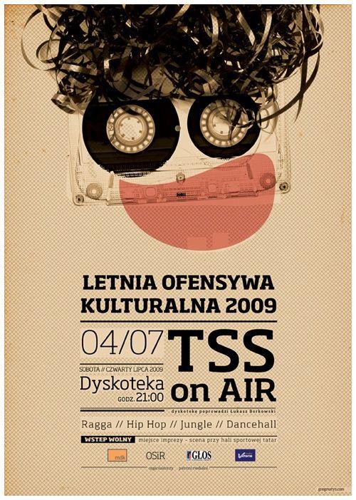 cool retro posters cultural summer off by grzegorz matyszewski