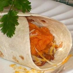 Addictive Sweet Potato Burritos | Recipe