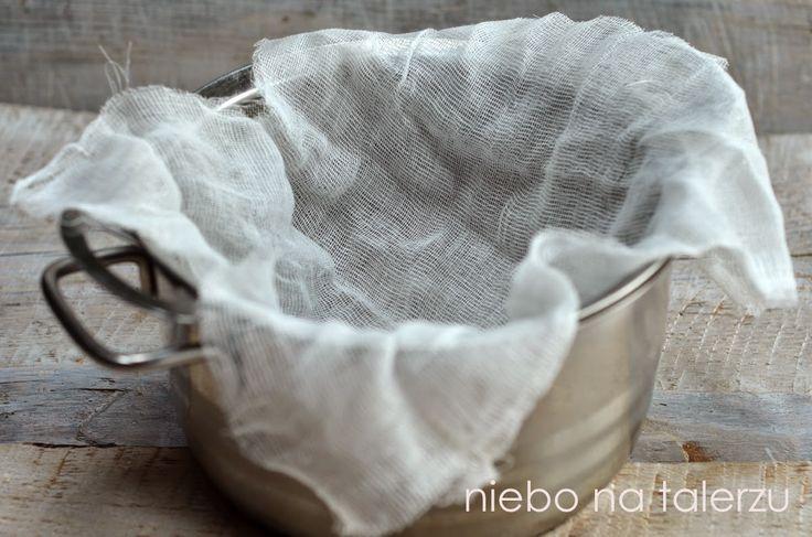 niebo na talerzu: Jak zrobić domowy twaróg