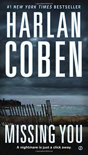 Missing You, 2014 The New York Times Best Sellers Fiction winner, Harlan Coben #NYTime #GoodReads #Books