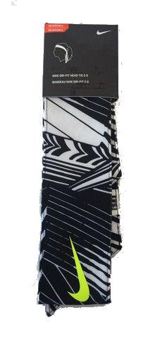 Nike Serre-tête Cravate Ébouriffé Blanc acheter à vendre jZ52MwQOu0