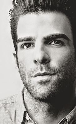 zachary quinto...I know you're gay, but I don't care. <3