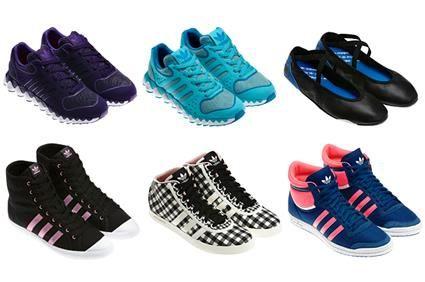 Женская обувь adidas