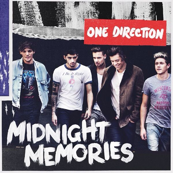 I love One Direction and Midnight Memories I can't wait til Four