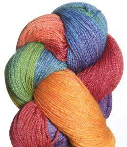 Lorna's Laces Solemate Yarn - Rainbow Woolen,  Woollen