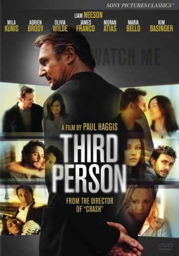 Third Person, Movie on DVD, Drama Movies, Romance