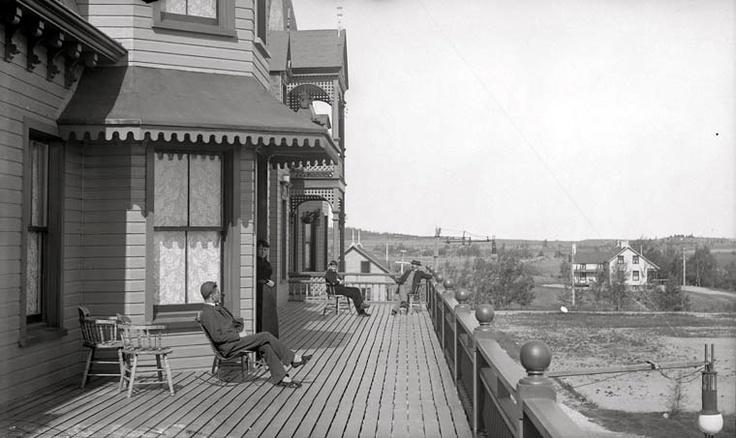 Balcon Hotel Beemer Roberval