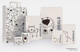 Dogloading...: Embalagens boas pra cachorro!