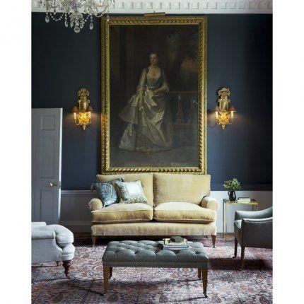 Marlborough - elegantní anglická pohovka z dílny Beaumont & Fletcher